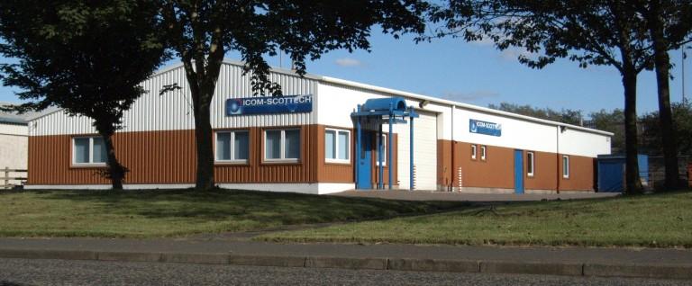 ICOM Factory